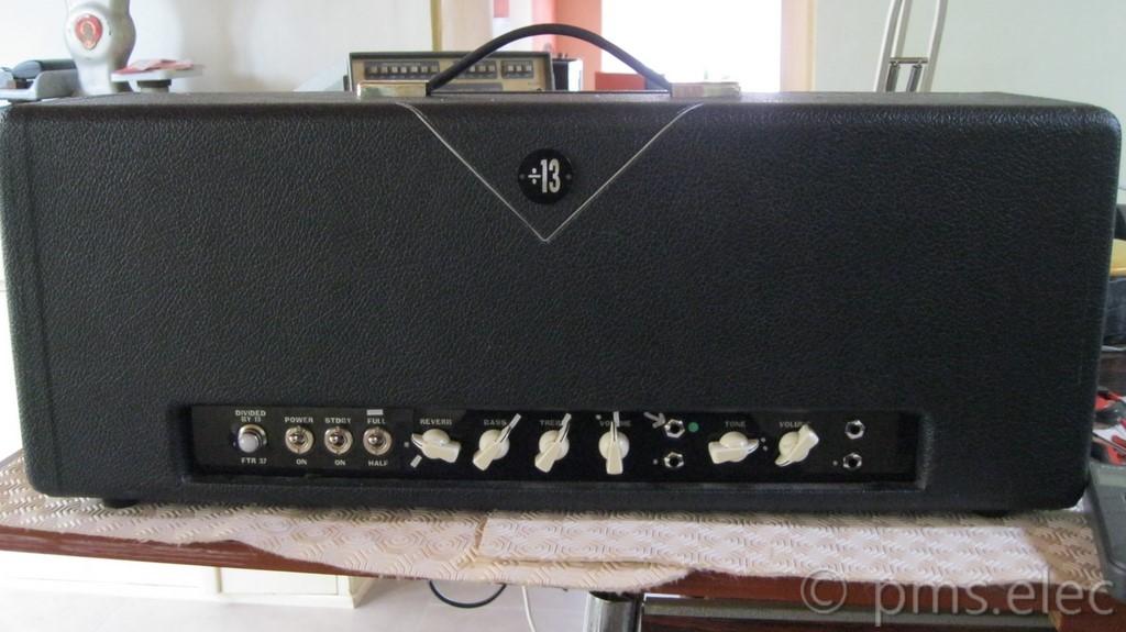 P M S Electronique Reparer Ampli Lampe Guitare Basse Effet Nantes 85
